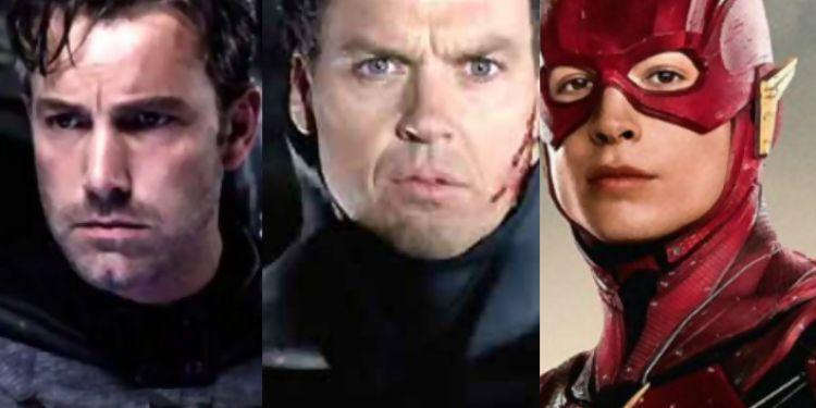 Michael Keaton remettra son costume de Batman dans le film The Flash.