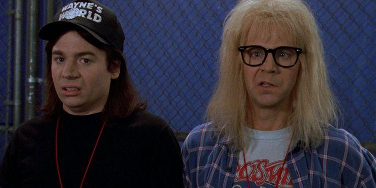Mike  Myers et Dana Carvey font revivre Wayne's World dans une pub.