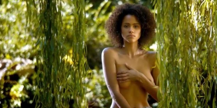 Nathalie Emmanuel parle de ses scènes de nu dans Game of thrones
