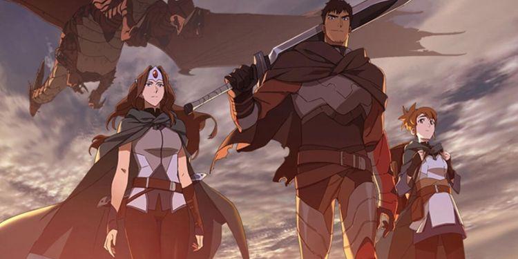 Netflix dévoile un trailer et une date de sortie pour Dota : Dragon's Blood.