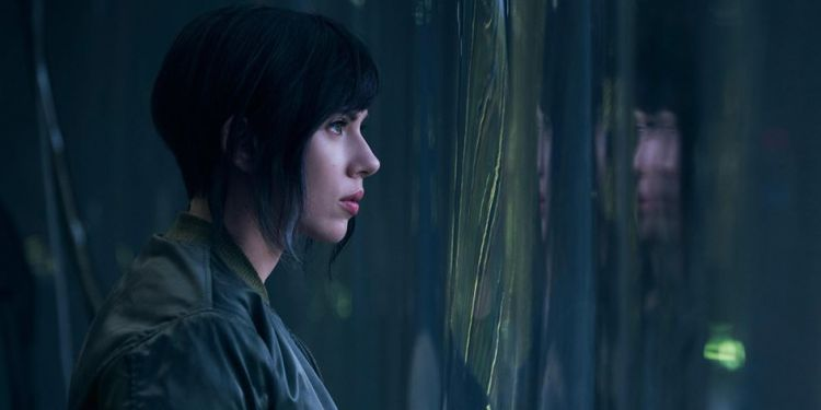 NEWS : 1ère photo pour Ghost in the Shell avec Scarlett Johansson