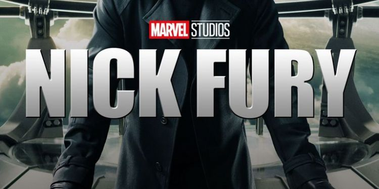 Nick Fury sur Disney+