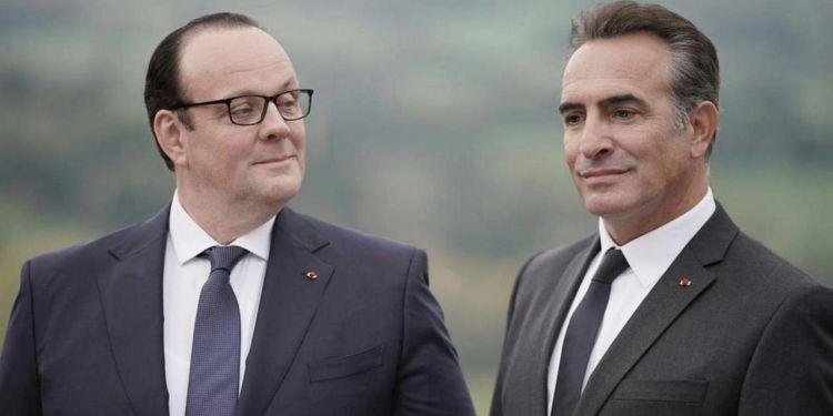 Nouvel extrait de Présidents, Sarkozy et Hollande déjeunent à la campagne.