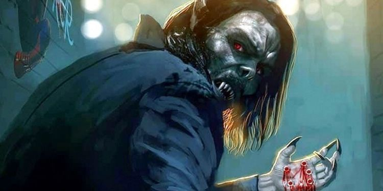 Nouvelle Bande Annonce de Morbius avec Jared Leto.