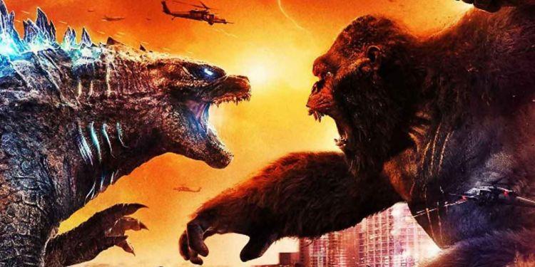 Pas de sortie en salle en France pour Godzilla VS Kong.