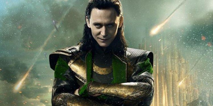Première affiche officielle pour la série Loki.