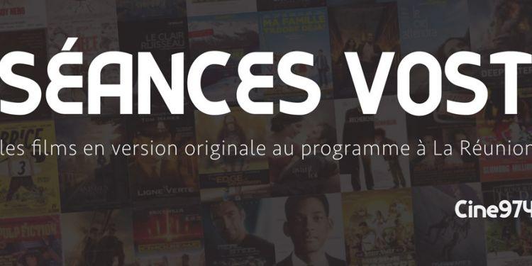 Programme cinéma des films VOST à La Réunion