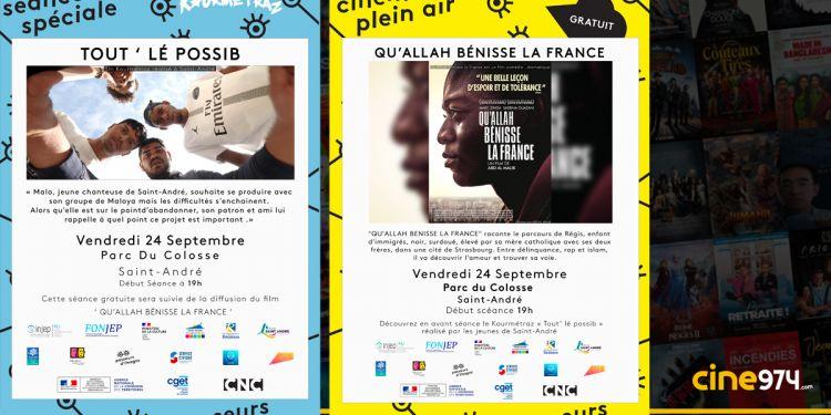 Projection Kourmétraz Saint-André 2021
