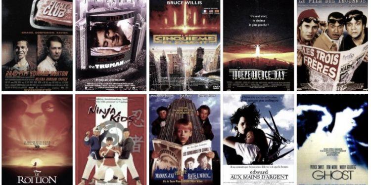 Quel film était au top l'année de ta naissance ⁉️