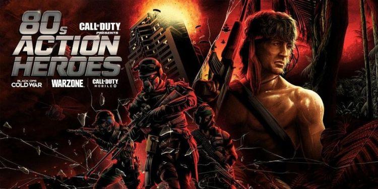 Rambo et John McCLane dans le nouveau Call of Duty.