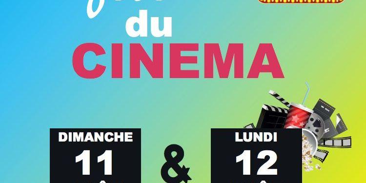 Rendez-vous le 11 et 12 août pour la fête du cinéma d'ICC