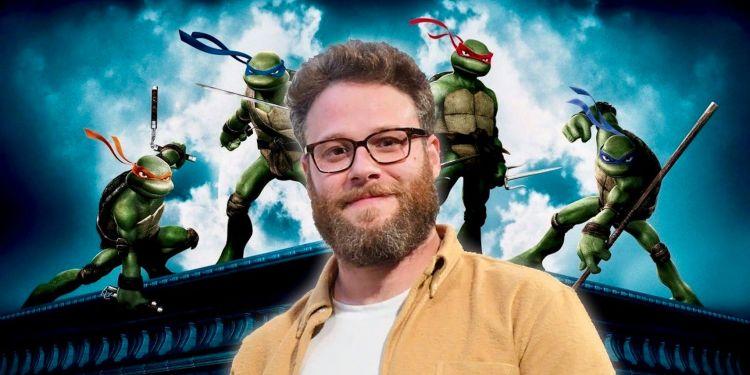 Seth Rogen prévoit de sortir son film Tortues Ninja pour 2023.