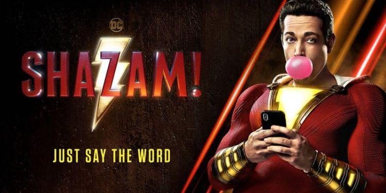 Shazam 2, les premières images dévoilées.