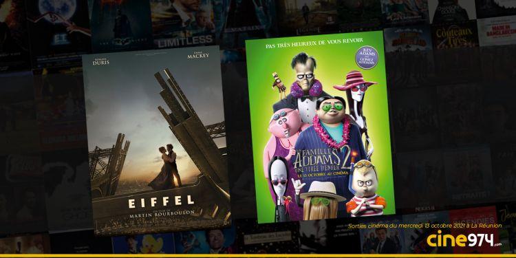 Sorties cinéma de la semaine du mercredi 13 Octobre à La Réunion 🇷🇪