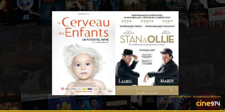 Sorties cinéma de la semaine du mercredi 27 janvier 2021 au cinéma à La Réunion 🇷🇪