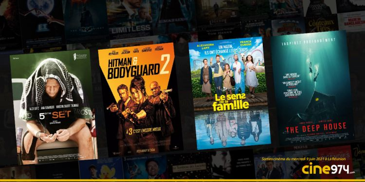 Sorties cinéma de la semaine du mercredi 30 juin à La Réunion 🇷🇪