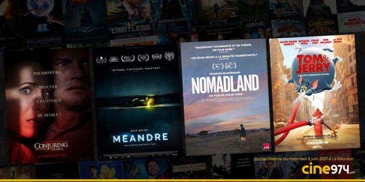 Sorties cinéma de la semaine du mercredi 9 juin à La Réunion 🇷🇪
