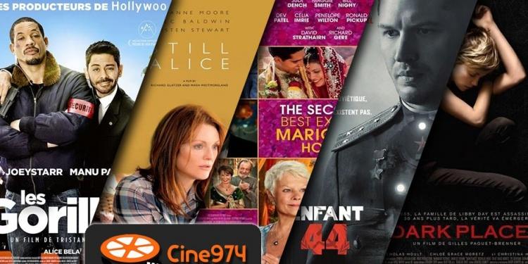 Sorties du mercredi 15 avril 2015 / Cinéma à La Réunion