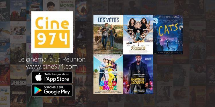 Sorties et programme cinéma de la semaine du mercredi 1er janvier 2020 à La Réunion