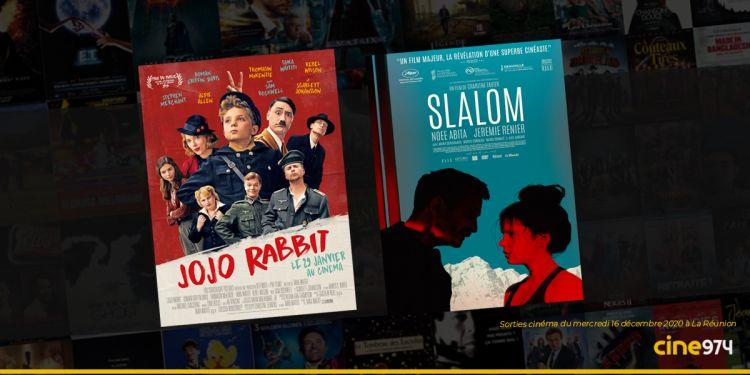 Sorties et Programme Cinéma du mercredi 16 décembre 2020 à La Réunion