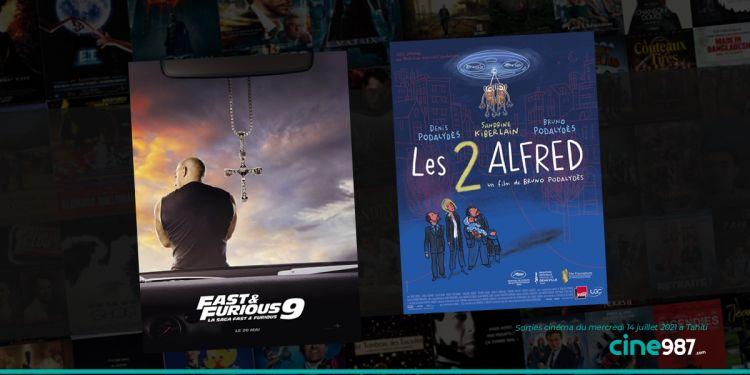 News Cinéma Sorties et programme cinema du mercredi 14 juillet à Tahiti 🇵🇫