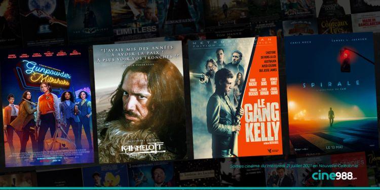 News Cinéma Sorties et programme cinema du mercredi 21 juillet en Nouvelle-Calédonie 🇳🇨