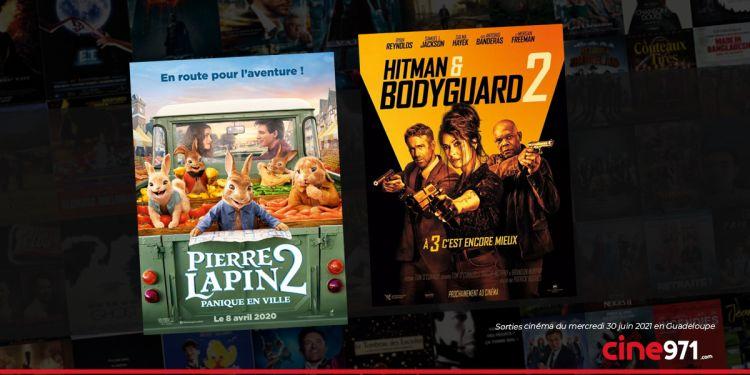 News Cinéma Sorties et programme cinema du mercredi 30 juin en Guadeloupe 🇬🇵