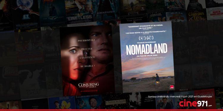 News Cinéma Sorties et programme cinema du mercredi 9 juin en Guadeloupe 🇬🇵