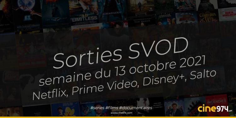 Sorties VOD de la semaine du mercredi 13 octobre 2021