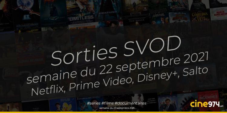 Sorties VOD de la semaine du mercredi 22 septembre 2021