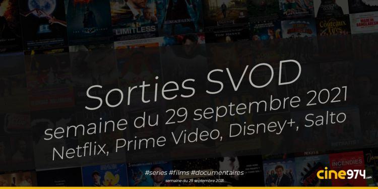 Sorties VOD de la semaine du mercredi 29 septembre 2021