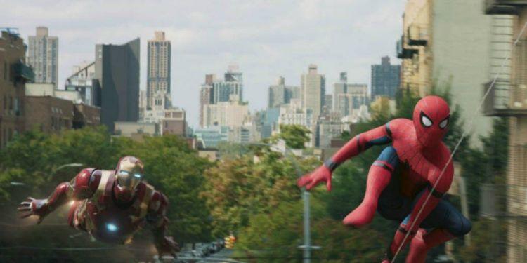 Spiderman Home-Coming : Une scène de la bande-annonce non présente dans le film