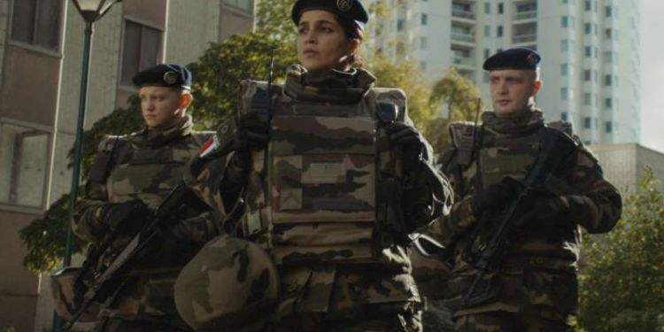 Teaser La troisième guerre avec Leïla Bekhti .
