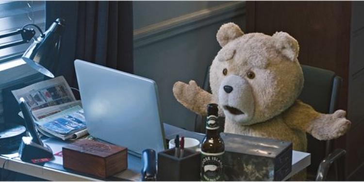 Ted 2, la nouvelle bande annonce VF