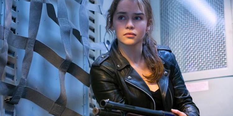Terminator: Genisys. Sortie prévue en juillet.