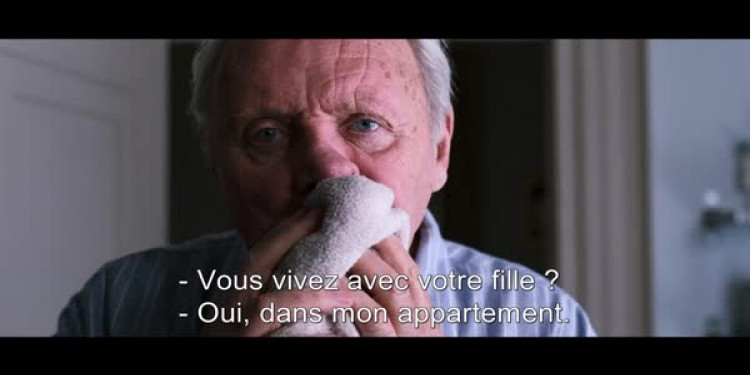 The Father • Bande Annonce VOST 2021
