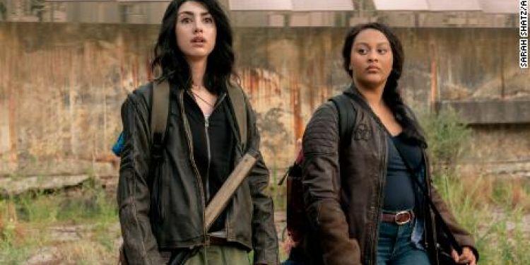 The Walking Dead : World Beyond, le tournage de la saison 2 a débuté.