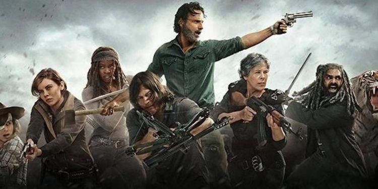 The Walking Dead un nouveau teaser pour la saison 11 et une date de sortie.