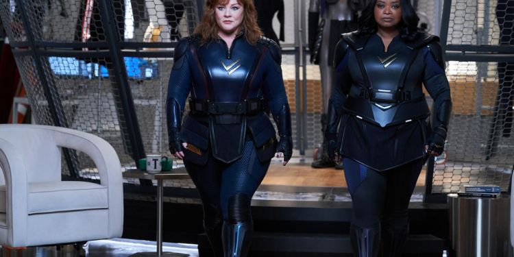 Thunder Force, que vaut ce film de super héroïnes ?