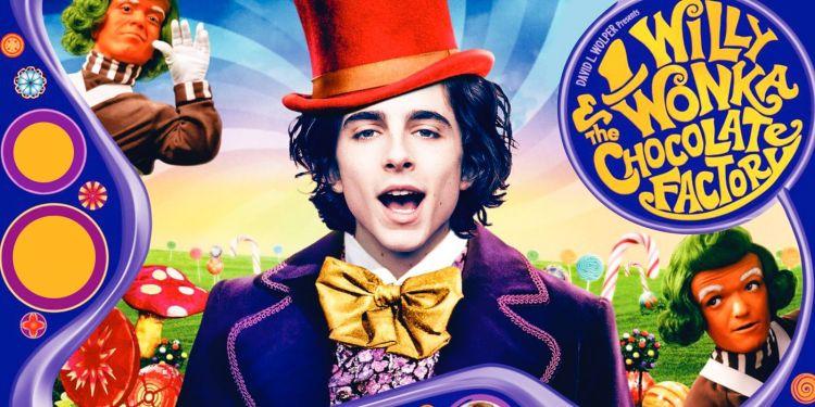 News Cinéma Timothée Chalamet en Willy Wonka sur Instagram.