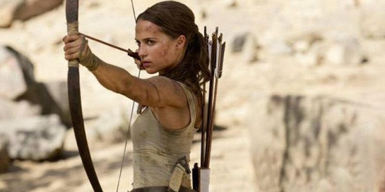 Tomb Raider, une nouvelle photo de Lara Croft