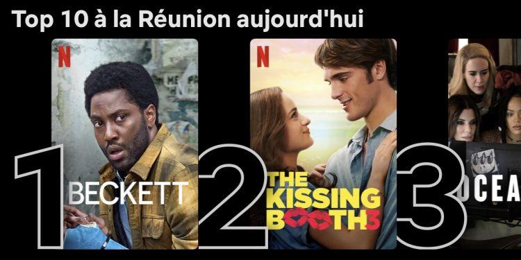 TOP Netflix du mardi 17 août 2021 à La Réunion