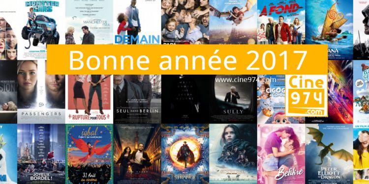 Très bonne année cinématographique 2017 à zot ! ★ ♥