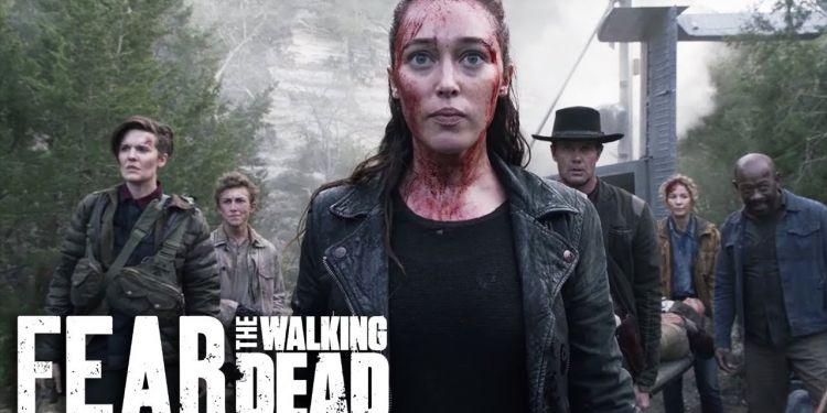 Trailer de Fear the walking dead saison 6B.