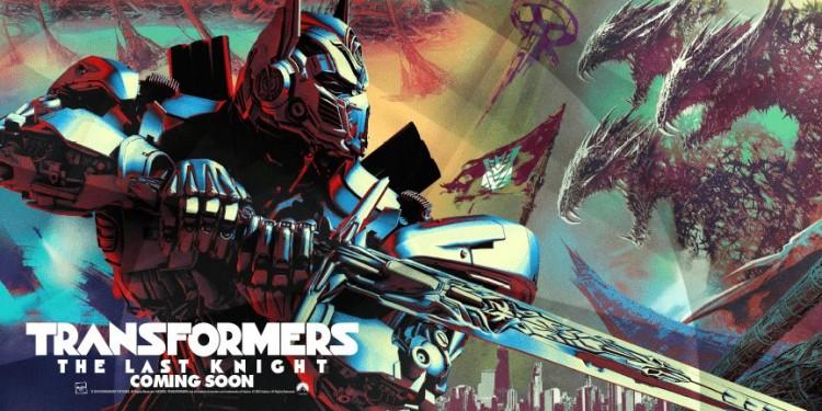 Transformers : The Last Knight et la légende du Roi Arthur...