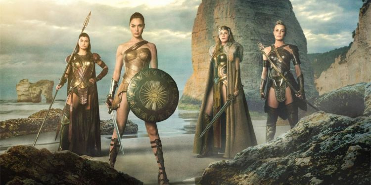 Un Spin-off de Wonder Woman