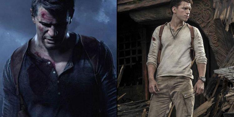 Uncharted se dévoile avec 4 nouvelles photos.