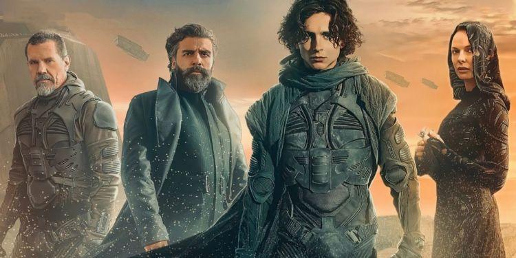 Une nouvelle bande annonce pour Dune.