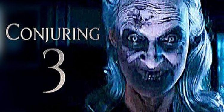 Une nouvelle bande annonce très sombre pour Conjuring 3.
