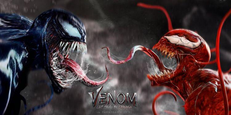 Venom : let there be carnage, la date de sortie repoussée.